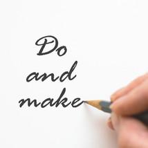 วิธีง่ายๆ ที่ช่วยให้เราใช้ do กับ make ได้อย่างถูกต้อง