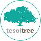 tesoltree logo in white circle for FB.pn