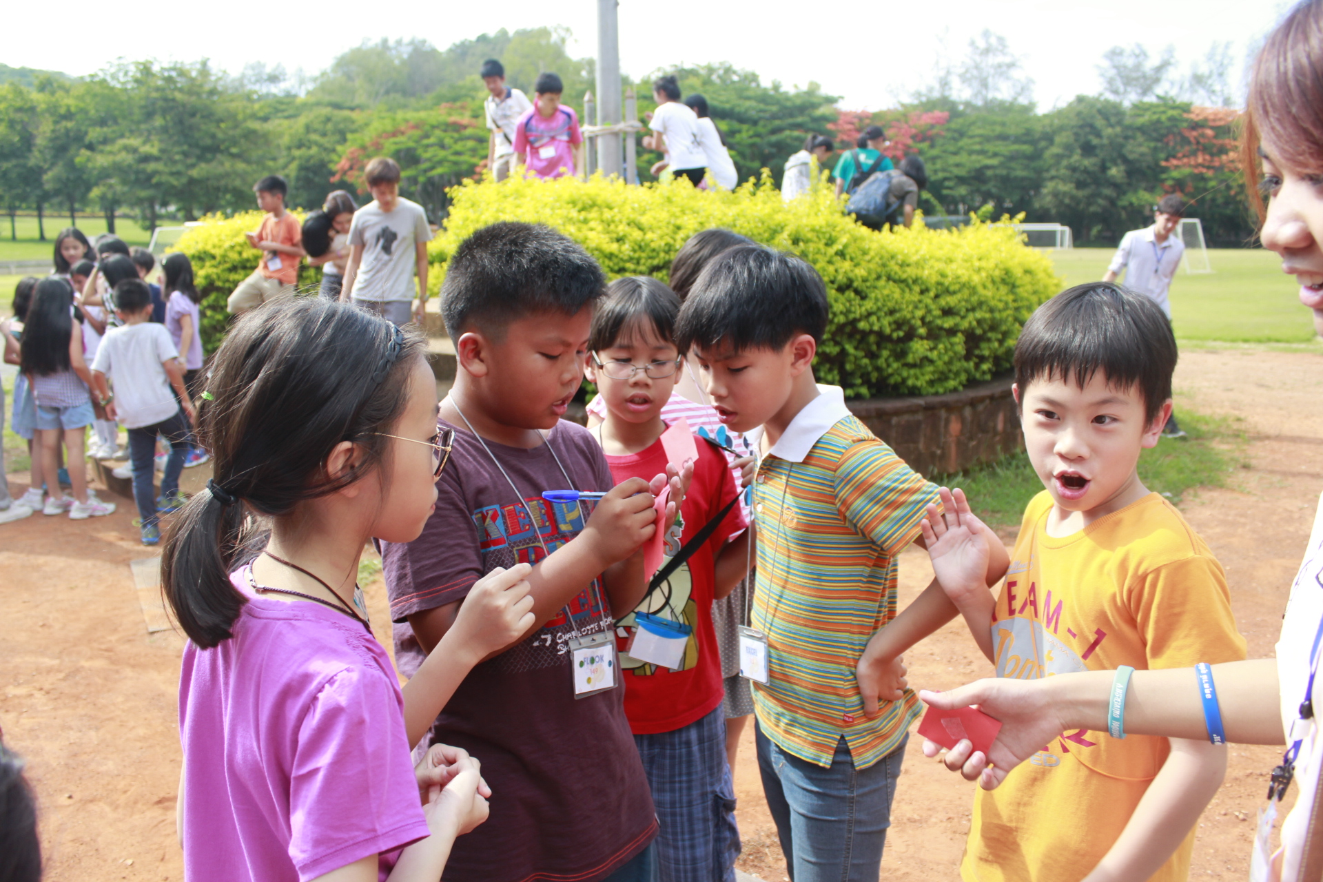 English Activity Camps