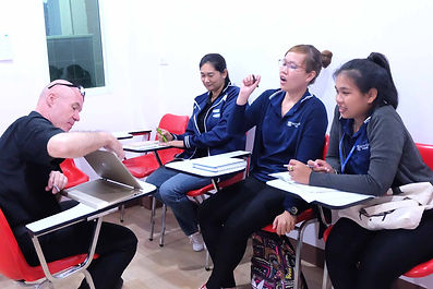 เรียนภาษาอังกฤษ, ปากช่อง, TESOL Tree, โรงเรียนบ้านภาษาพัฒน์, ภาษาอังกฤษธุรกิจ