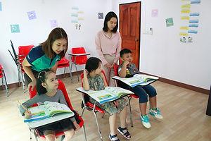 TESOL Tree, โรงเรียนบ้านภาษาพัฒน์, เรียนภาษาอังกฤษ, ครูฝรั่ง, ครูต่างชาติ, ปากช่อง