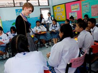 คุณวุฒิการสอนภาษาอังกฤษสำหรับชาวต่างชาติ
