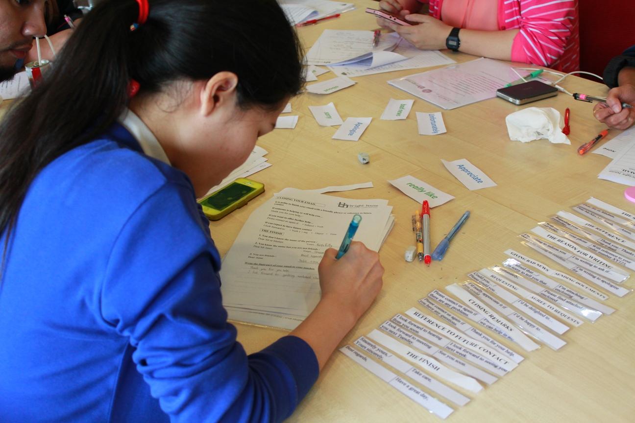 หลักสูตรเตรียมสอบภาษาอังกฤษ