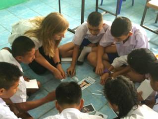 เราจะช่วยให้เด็กอยากเรียนภาษาอังกฤษได้อย่างไร