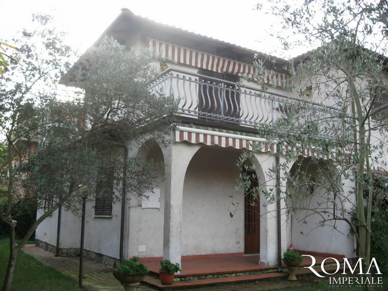 Villa singola Forte dei Marmi