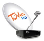TV satelital TuvesHD en miwifipro en Villarrica