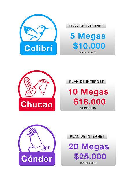 Paga lo Justo, accesos a Internet en miwifipro en Villarrica