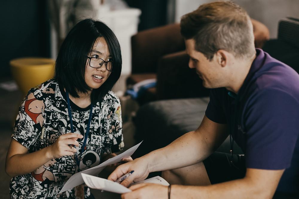 2019青年外交官英語導覽夏令營台灣歷史篇第一梯次丨外師一對一英語會話課程