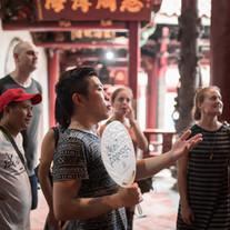 2021青年外交官英語導覽夏令營府城台南篇