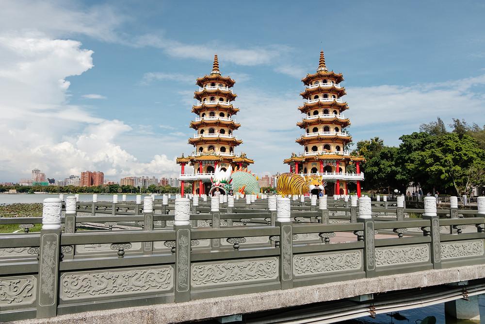 Kaohsiung Free Walking Tour  高雄免費英語步行導覽景點:高雄