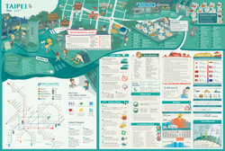 Taipei Map (Front)