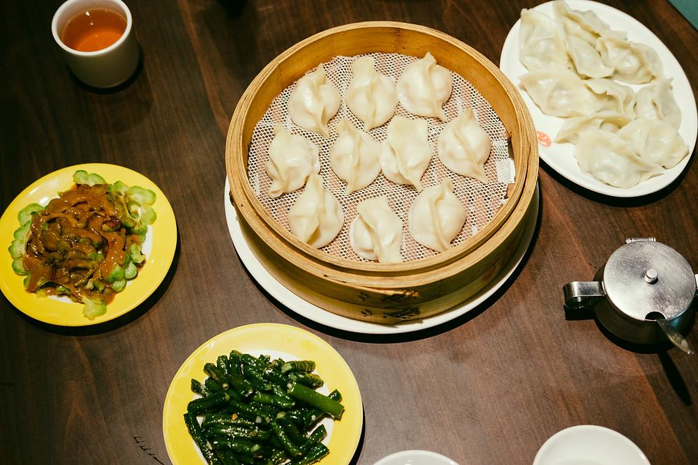 Eating in Taiwan - Dumplings by Like It Formosa - Taipei Food Tour