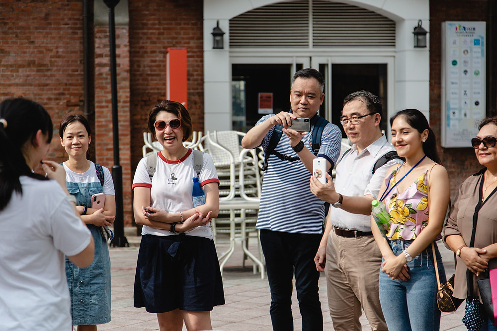 2019青年外交官英語導覽夏令營台灣歷史篇第二梯次丨成果發表