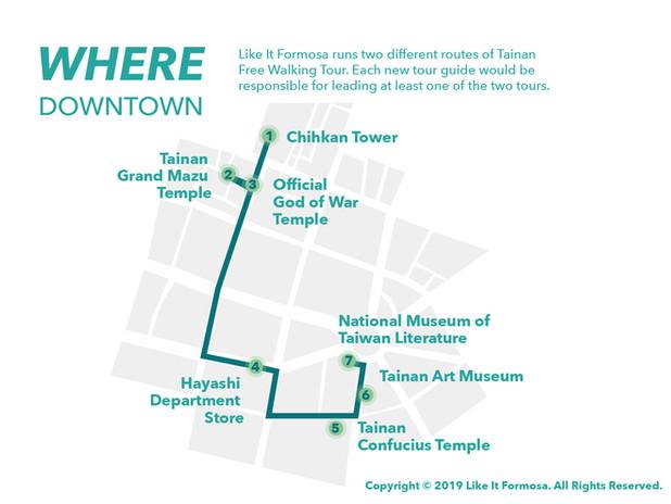 Tainan Free Walking Tour / Downtown