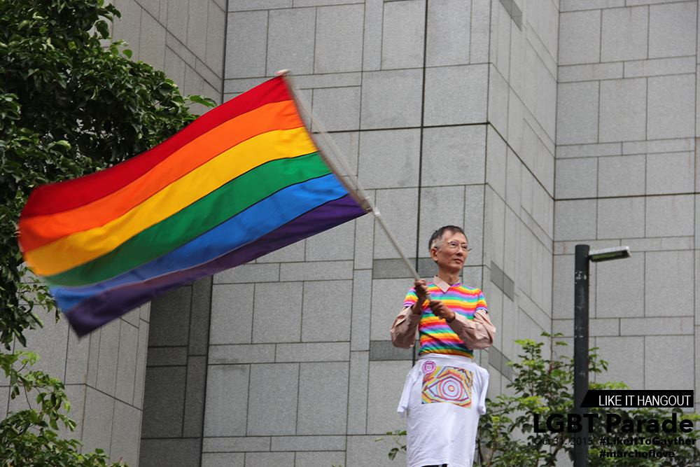 Taiwan LGBT Pride with Like It Formosa - Taipei Free Walking Tour