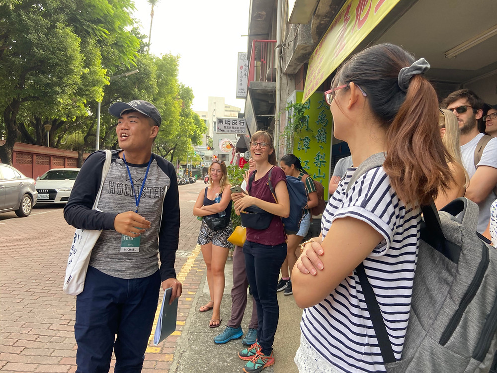 Tainan Free Walking Tour 台南免費英語步行導覽  Downtown Tour