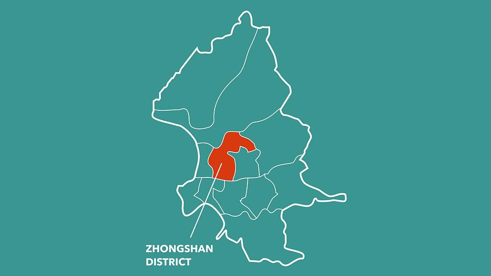 Zhongshan District of Taipei City by Like It Formosa - Taipei Free Walking Tour