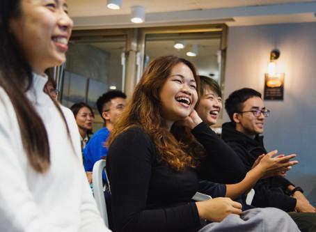 鏡頭下的台灣丨Meet Up Formosa聚會 #06