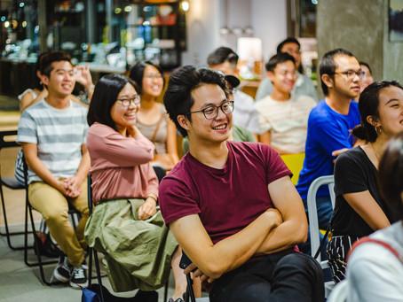 突破政治同溫層 - 如何跟外國人和長輩聊台灣政治丨Meet Up Formosa聚會 #03