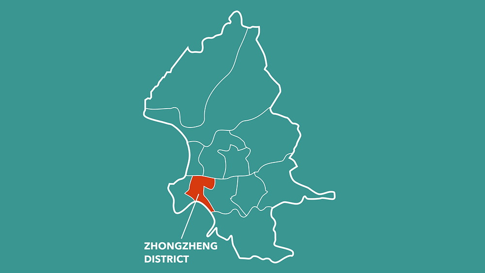Zhongzheng District of Taipei CIty by Like It Formosa - Taipei Free Walking Tour