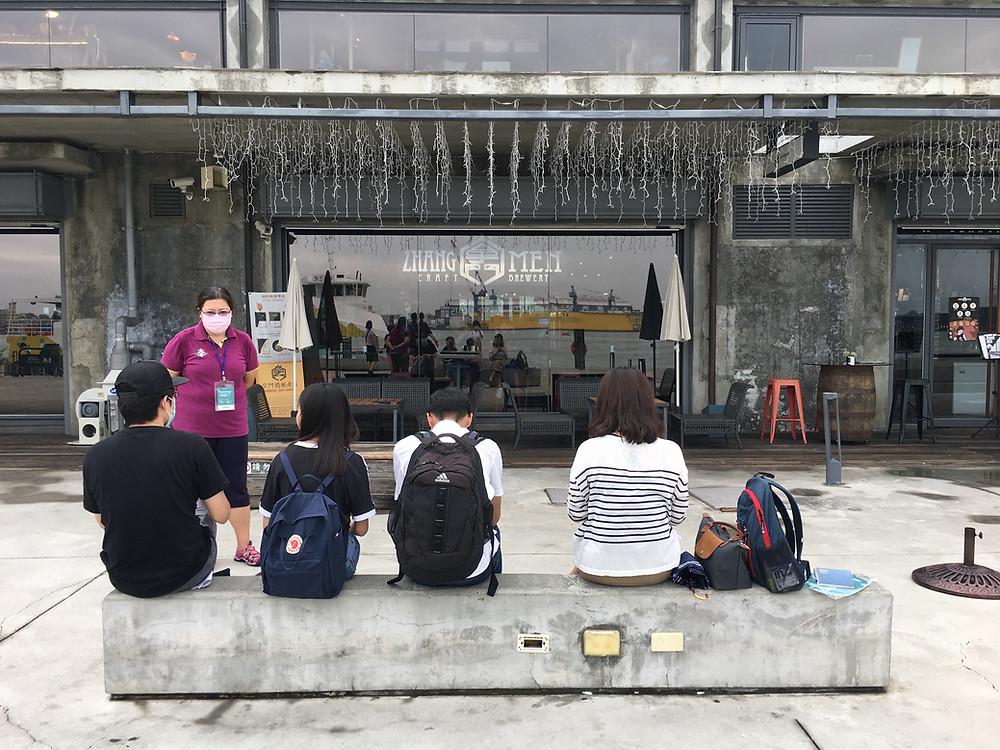 Kaohsiung Free Walking Tour 高雄免費英語步行導覽景點:棧貳庫