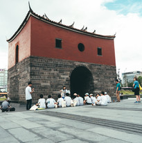 2020青年外交官英語導覽夏令營復古台北篇