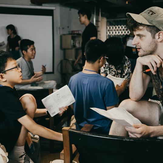 2020青年外交官英語導覽夏令營歷史台北篇