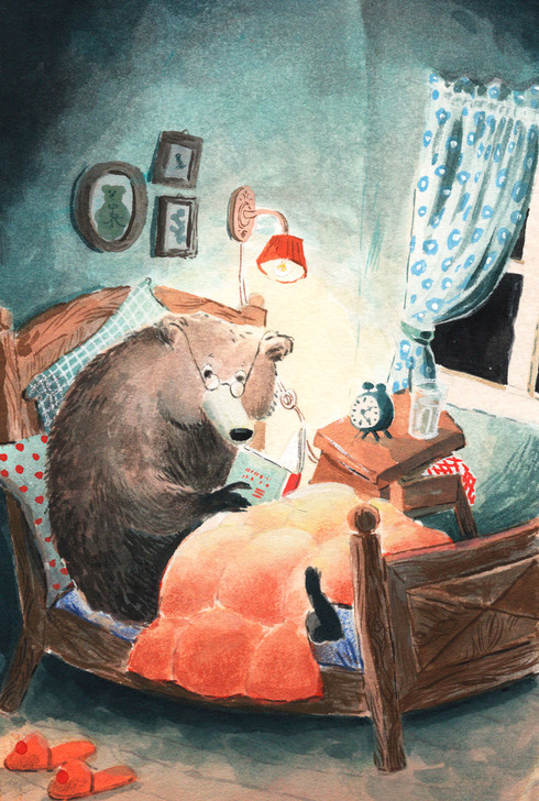 Bear_Reading_Silja-Maria_Wihersaari.jpg