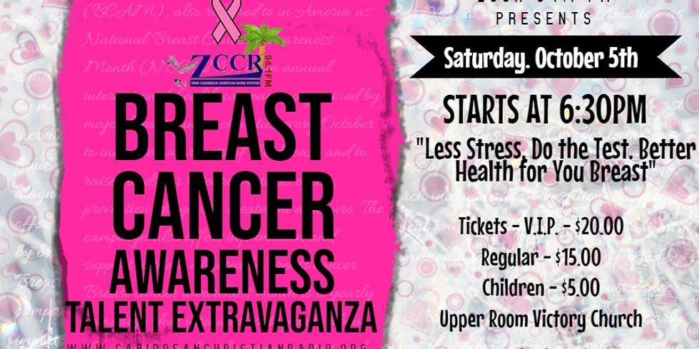 Breast Cancer Awareness Talent Extravaganza