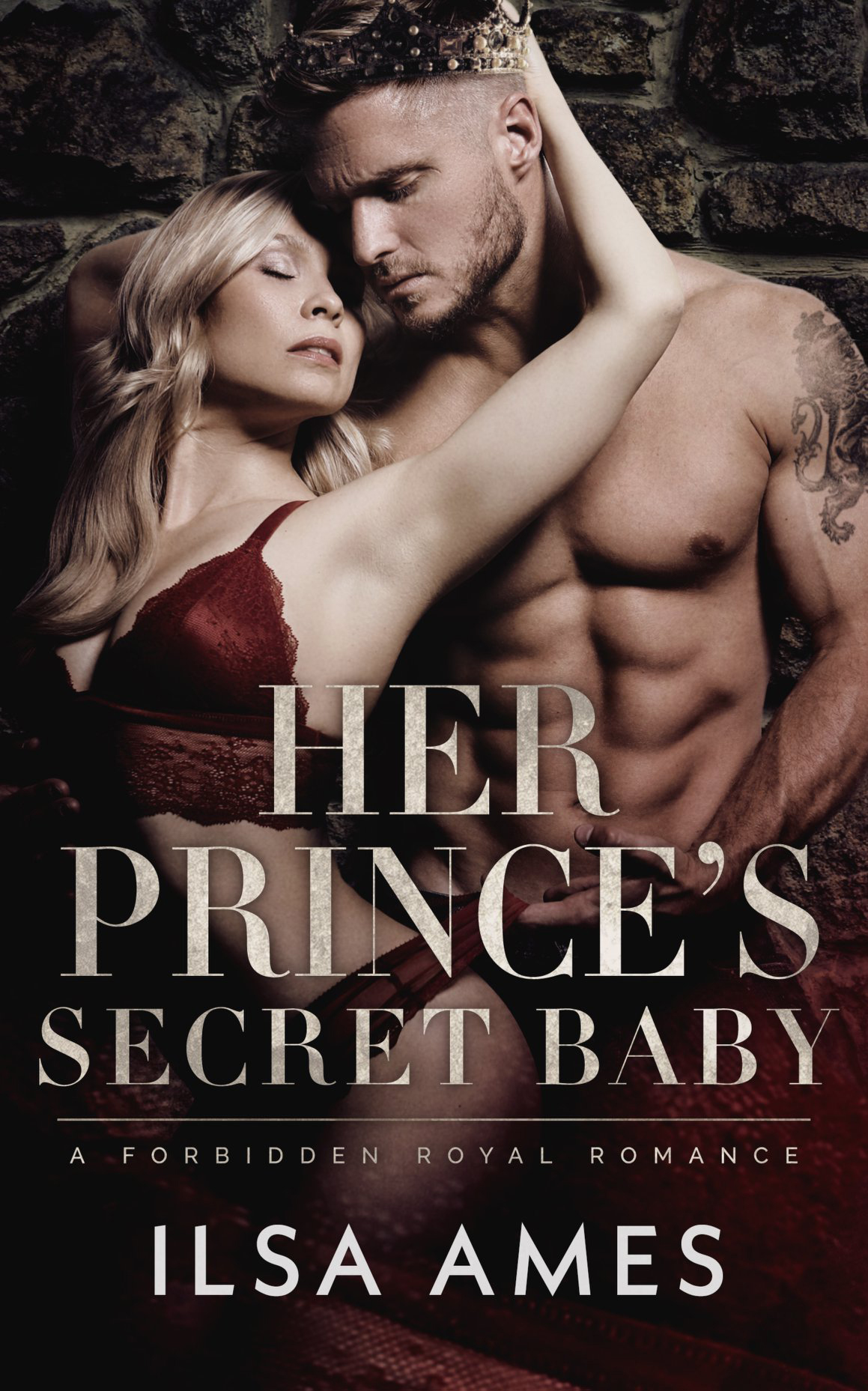 HER PRINCE'S SECRET BABY