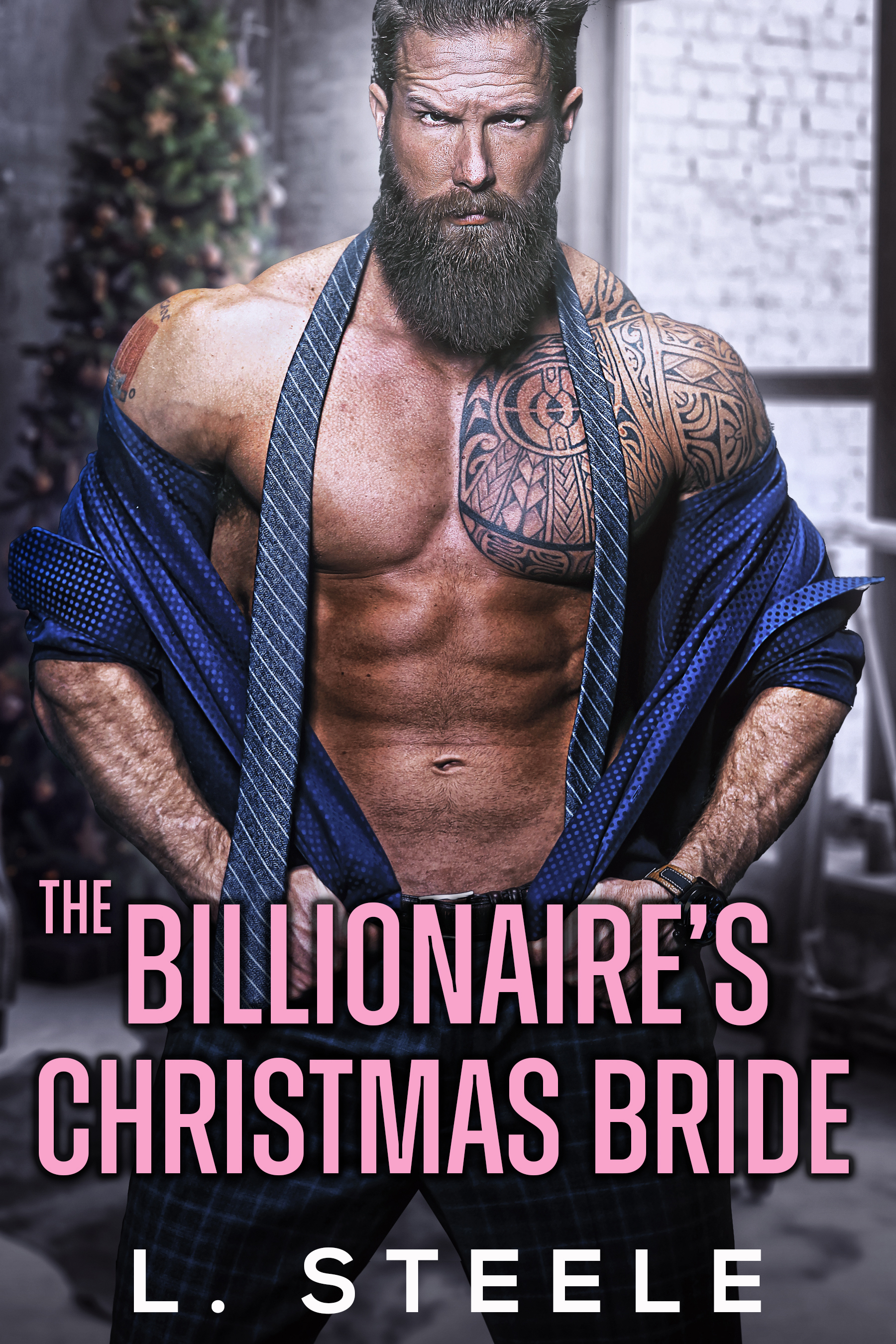 THE BILLIONAIRE'S CHRISTMAS BRIDE