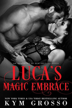 LUCA'S MAGIC EMBRACE