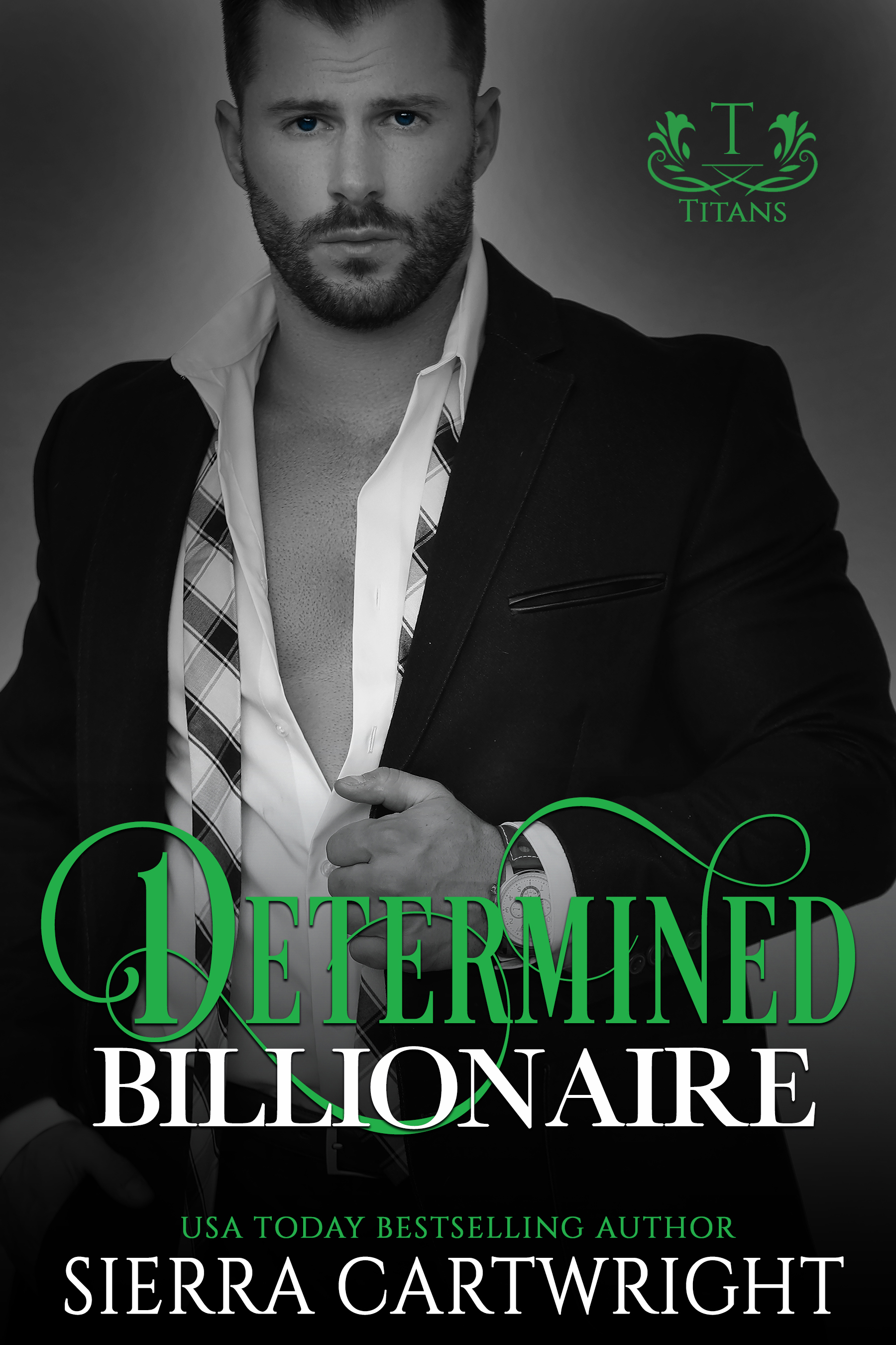 DETERMINED BILLIONAIRE