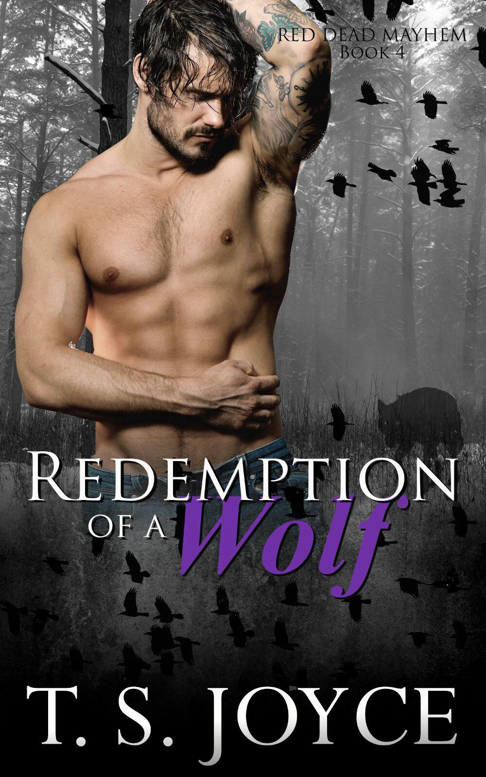 REDEMPTION OF A WOLF