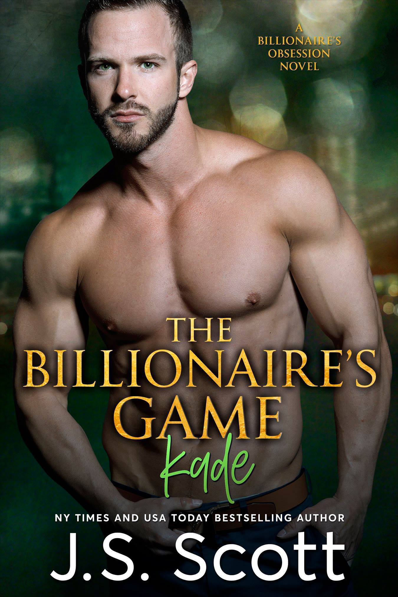 THE BILLIONAIRE'S GAME - KADE
