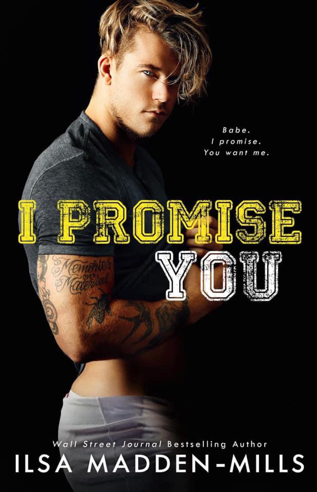 I PROMISSE YOU