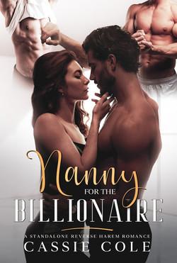 NANNY FOR THE BILLIONAIRE
