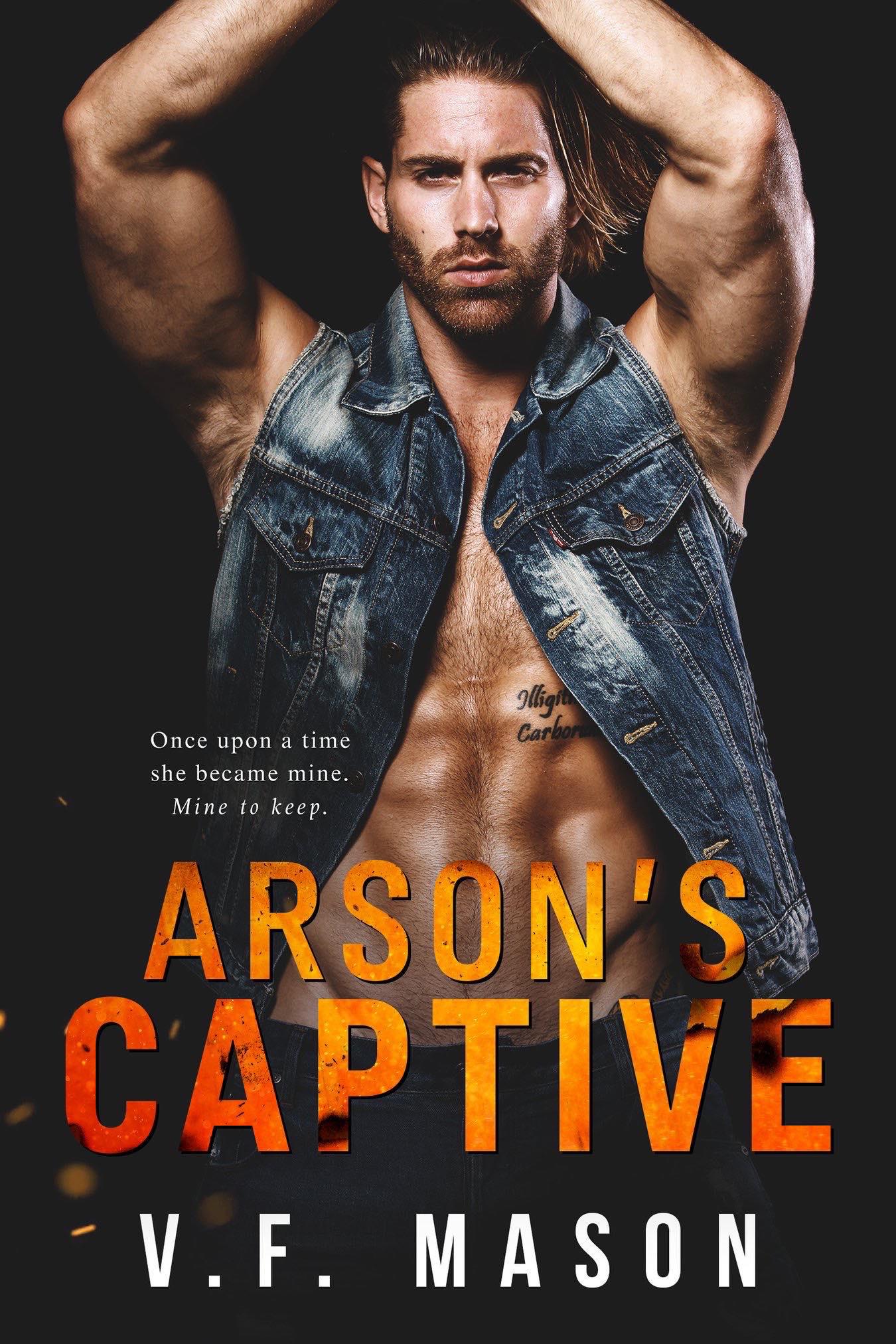 ARSON'S CAPTIVE