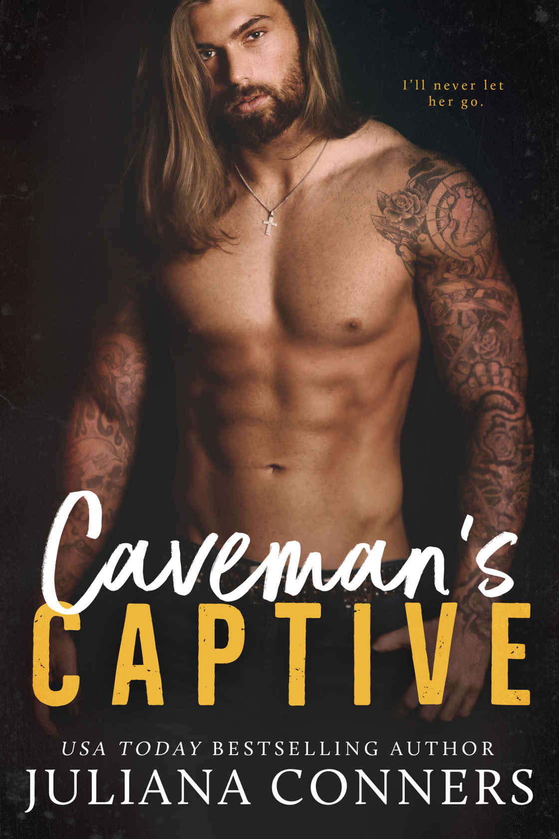 CAVEMAN'S CAPTIVE