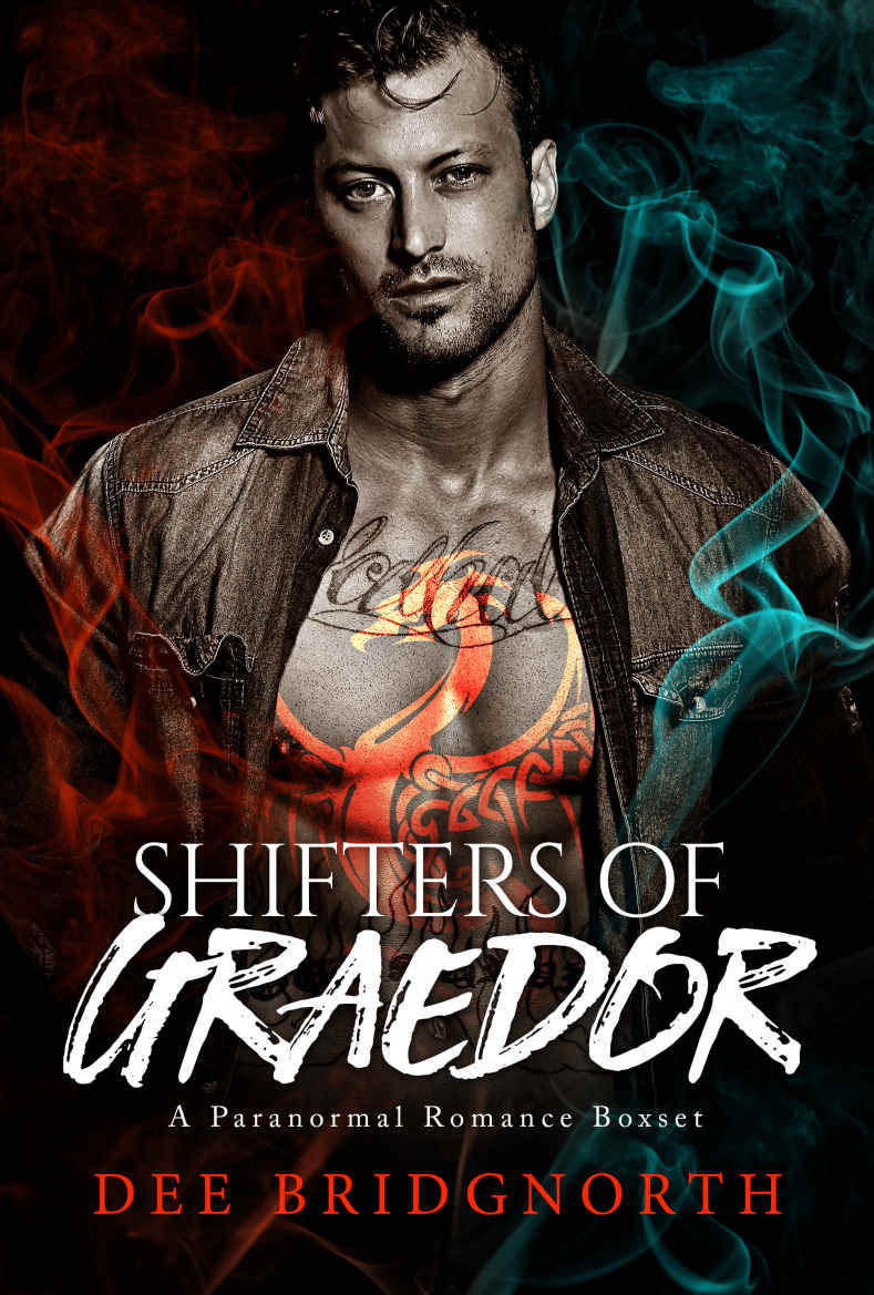 SHIFTERS OF GRAEDOR