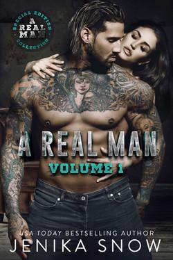 A REAK MAN #1