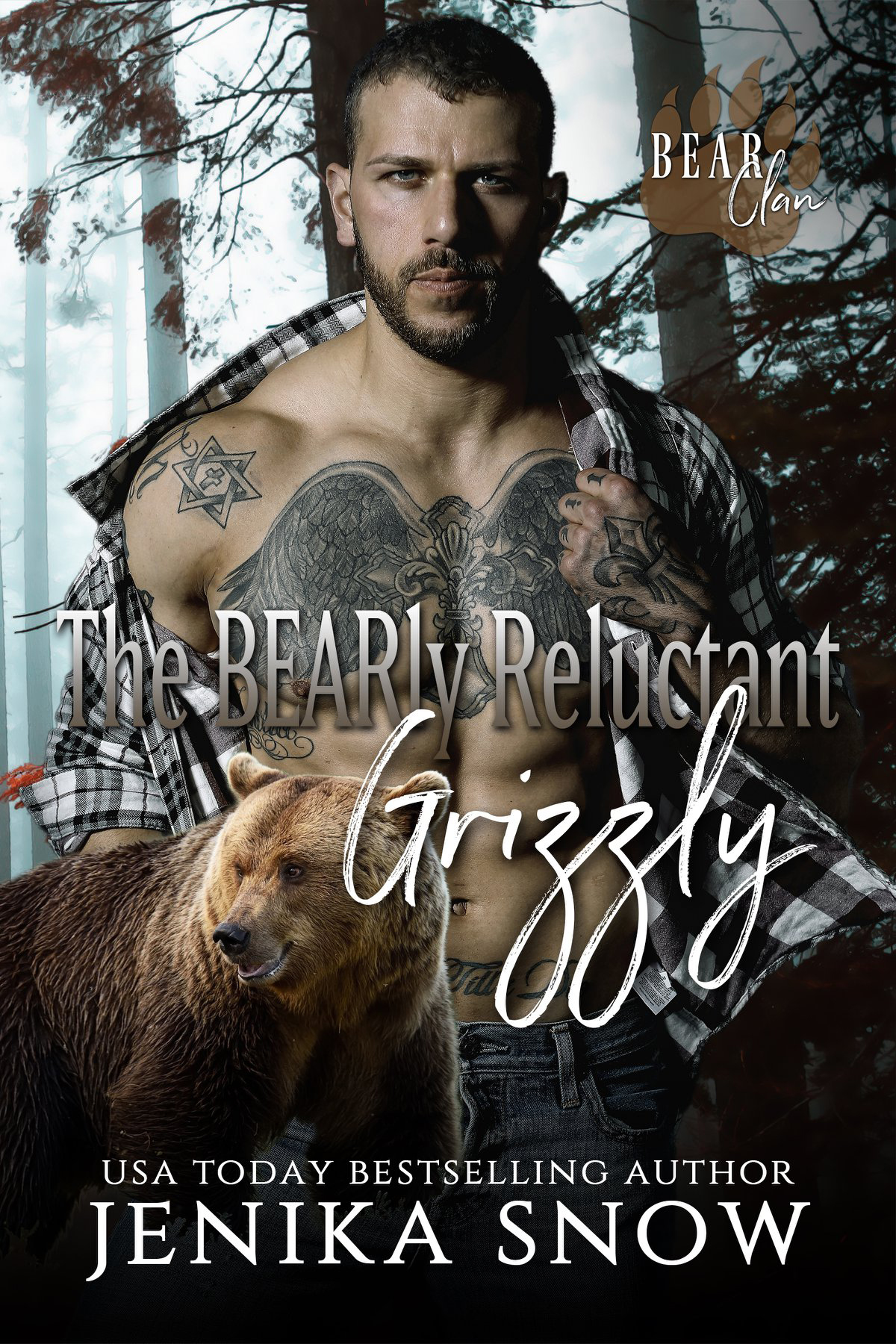 THE BEARLY RELUCTANT GRIZZLY