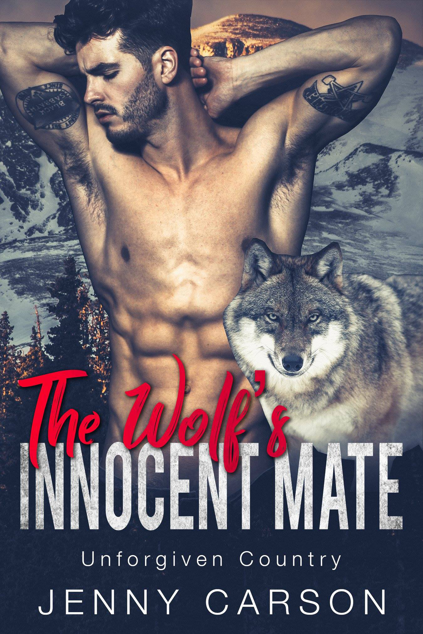 THE WOLF'S INNOCENT MATE