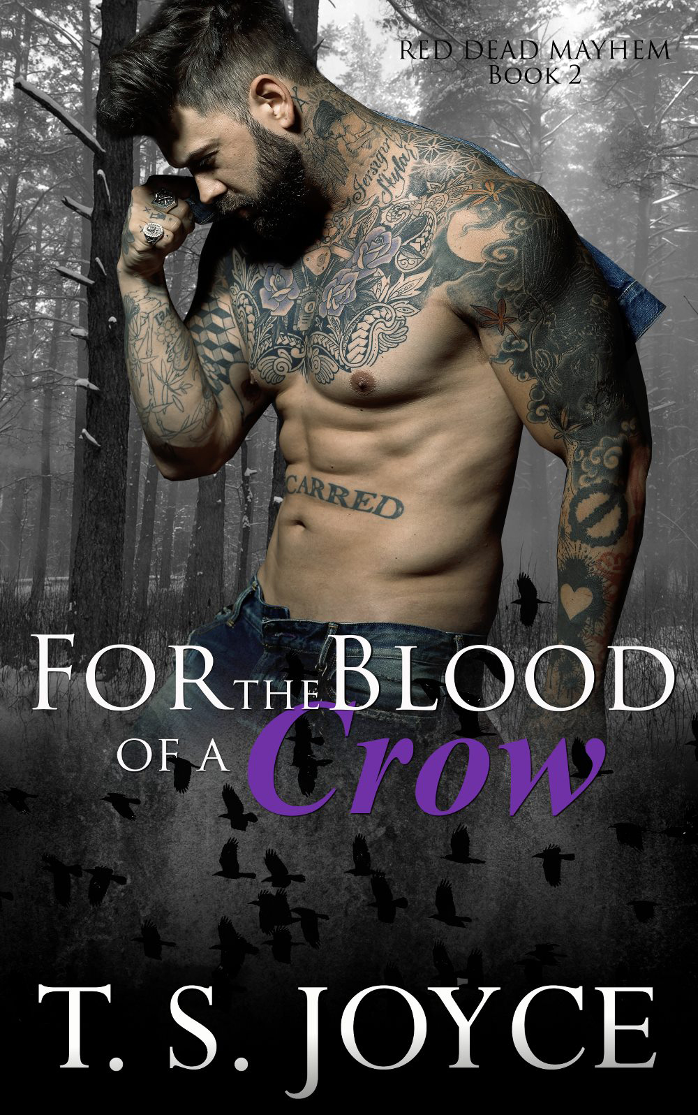 FOR THE BLOOD OF A CROW