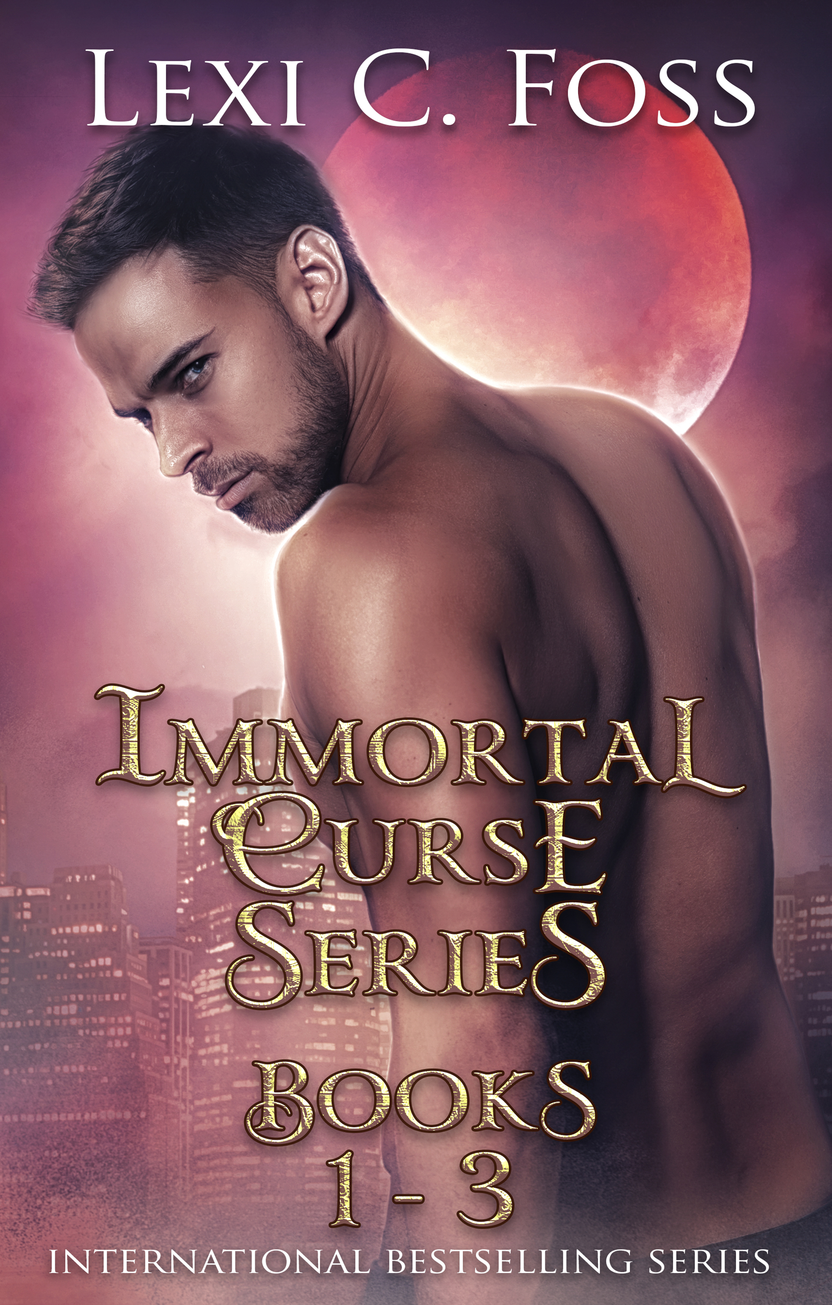 IMMORTAL CURSE SERIES
