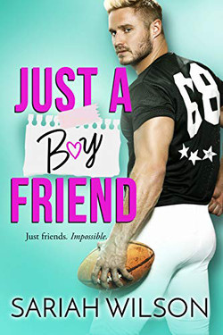 JUST A BOY FRIEND