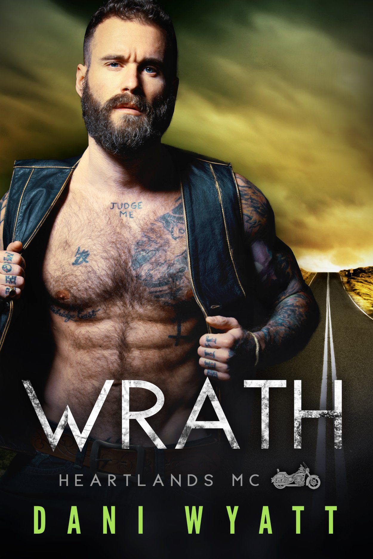 WRATH - HEARTLAND MC