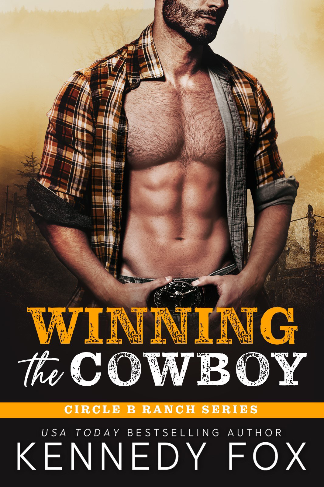 WINNING THE COWBOY