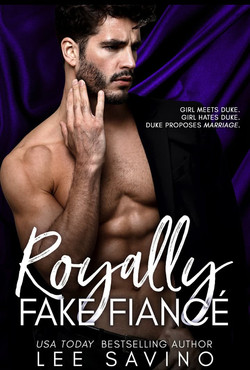 ROYALLY FAKE FIANCE