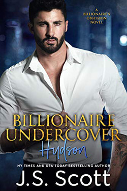 BILLIONAIRE UNDERCOVER HUDSON